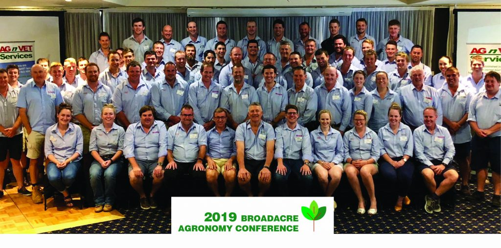2019 AGnVET & IKC Broadacre Agronomy Conference