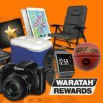 Buy, Earn, Redeem Waratah Rewards
