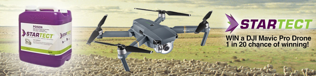 WIN a DJI Mavic Pro Drone
